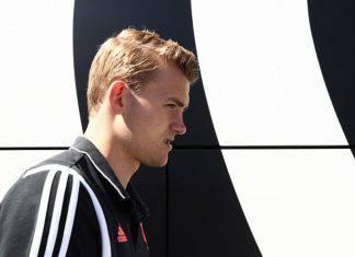 Matthijs de Ligt Juventus (Getty Images)