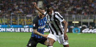 Mauro Icardi e Blase Matuidi (Getty Images)