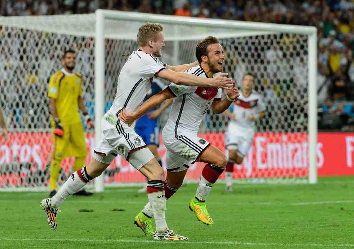 calciomercato Inter Gotze Borussia Dortmund