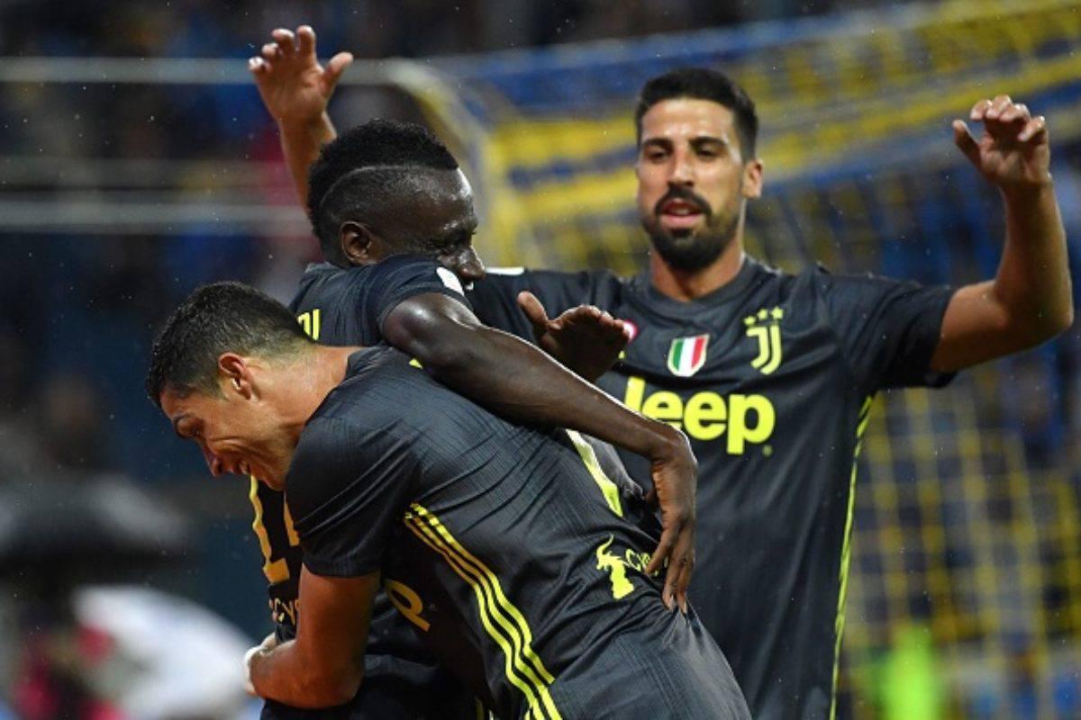 Blase Matuidi Sami Khedira Juventus (Getty Images)
