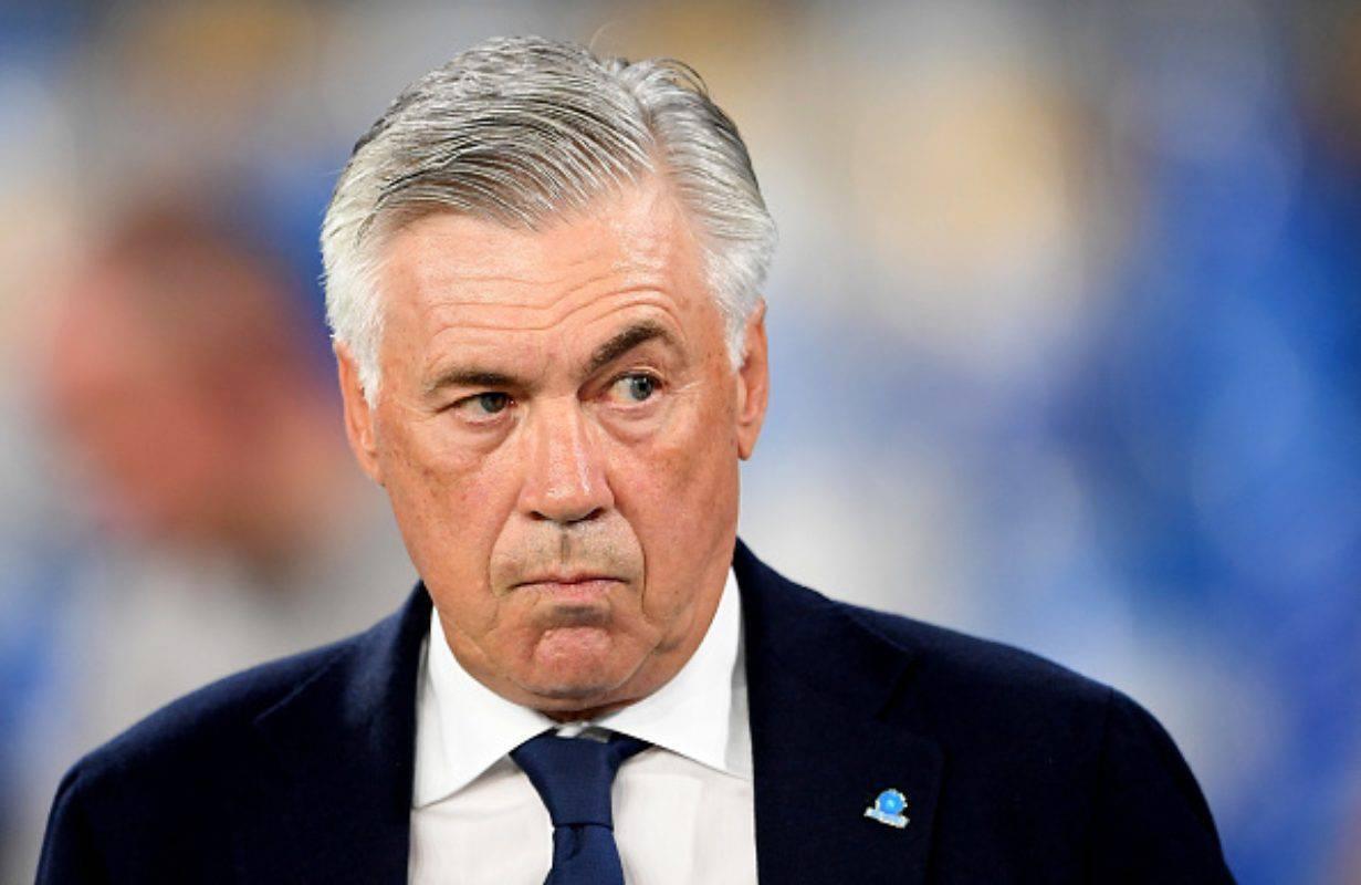 Carlo Ancelotti Napoli (Getty Images)