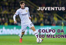 Juventus, colpo da 100 milioni