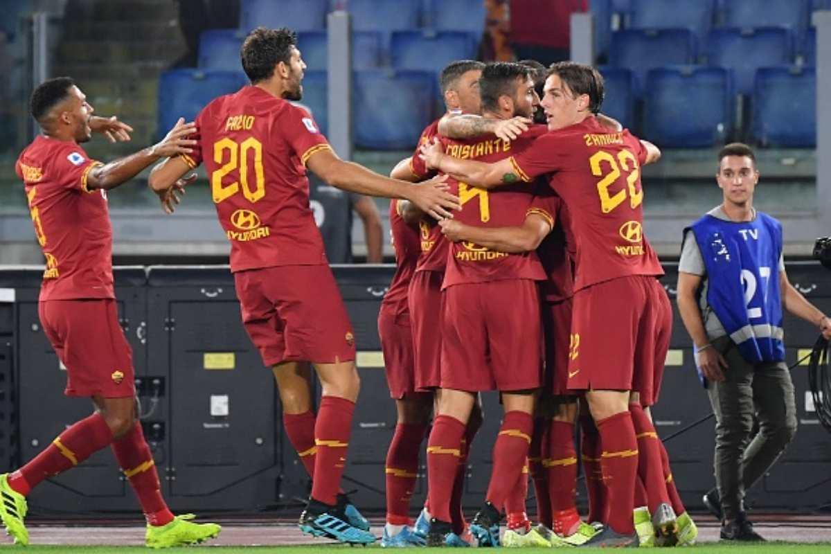 Highlights Roma-Sassuolo