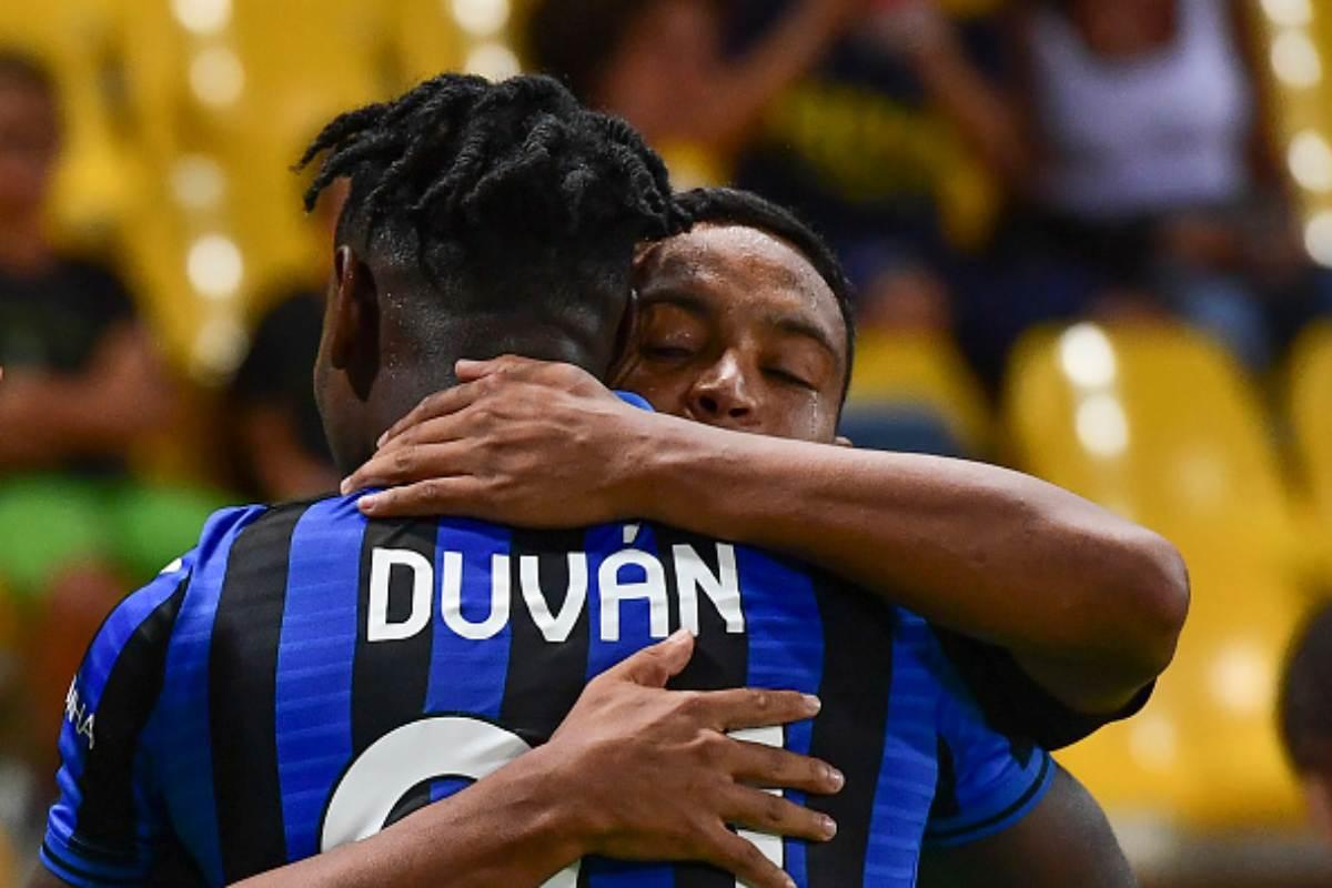 Highlights Genoa-Atalanta