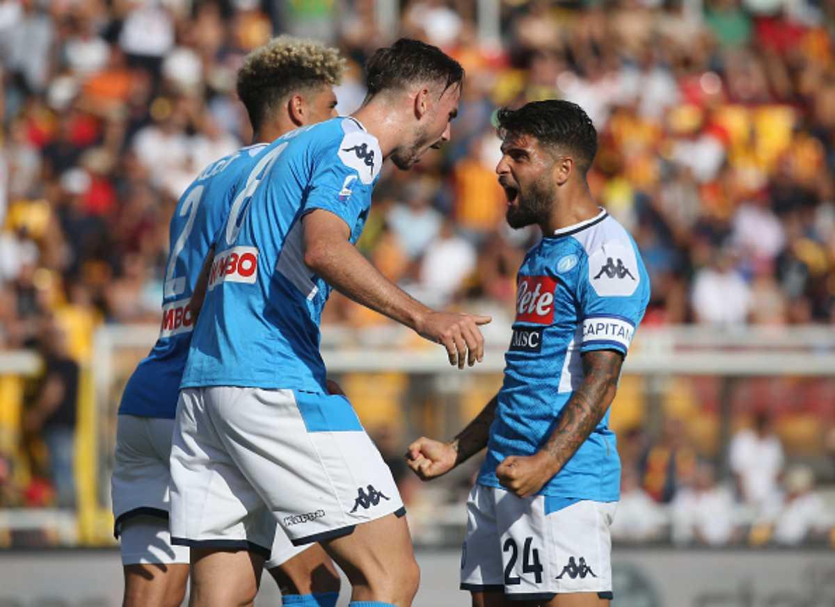 Fabian Ruiz pronto a rinnovare, ma non si trova l'accordo!