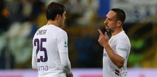 Highlights Fiorentina-Lazio