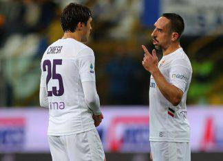 Highlights Fiorentina-Sampdoria
