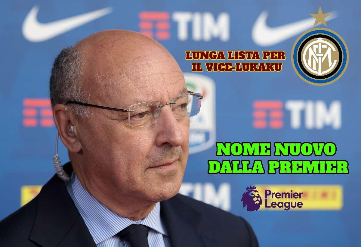 Marotta Inter Vice-Lukaku