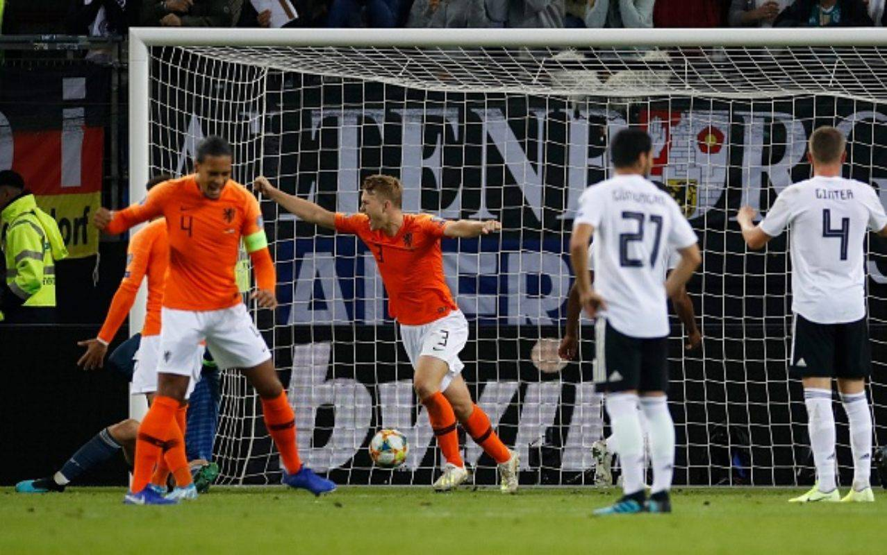 Matthjis de Ligt Juventus (Getty Images)