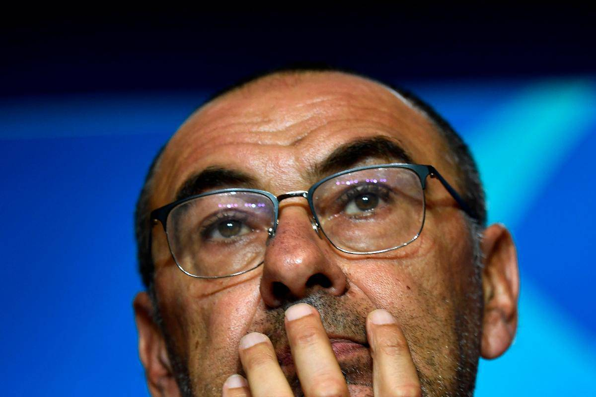 Maurizio Sarri Calciomercato Juventus Paratici Ramsey