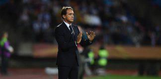 Roberto Mancini ct Italia Germania porte chiuse coronavirus EURO 2020