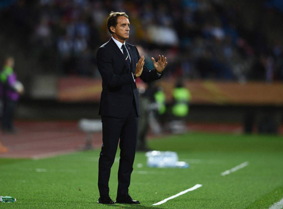 Roberto Mancini ct Italia (Getty Images)