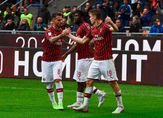 highlights Milan-Lecce