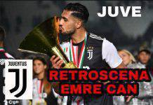 Juve, retroscena Emre Can