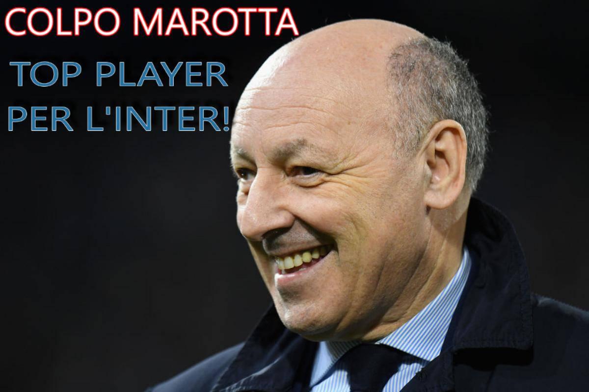 Colpo Marotta: top player per l'Inter!