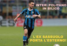 Inter, Politano in bilico: l'ex Sassuolo porta l'esterno
