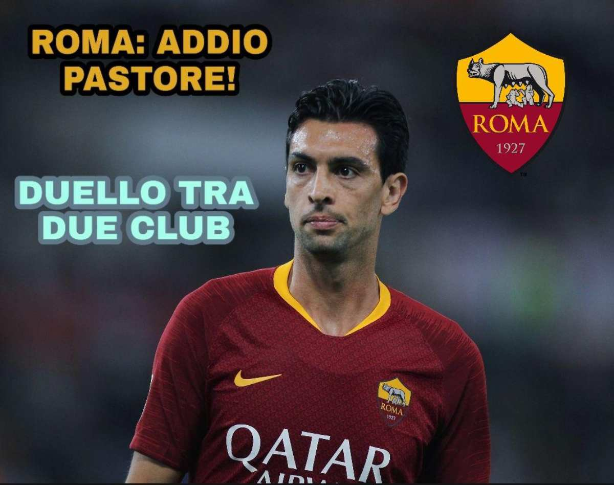Roma: addio Pastore, duello tra due club
