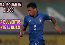 Roma: Bouah in bilico, Inter e Juventus pronte al blitz