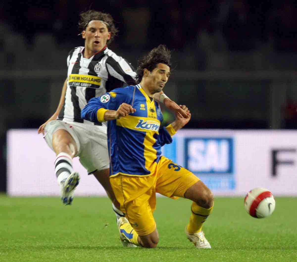 Juventus Stendardo Inter Napoli