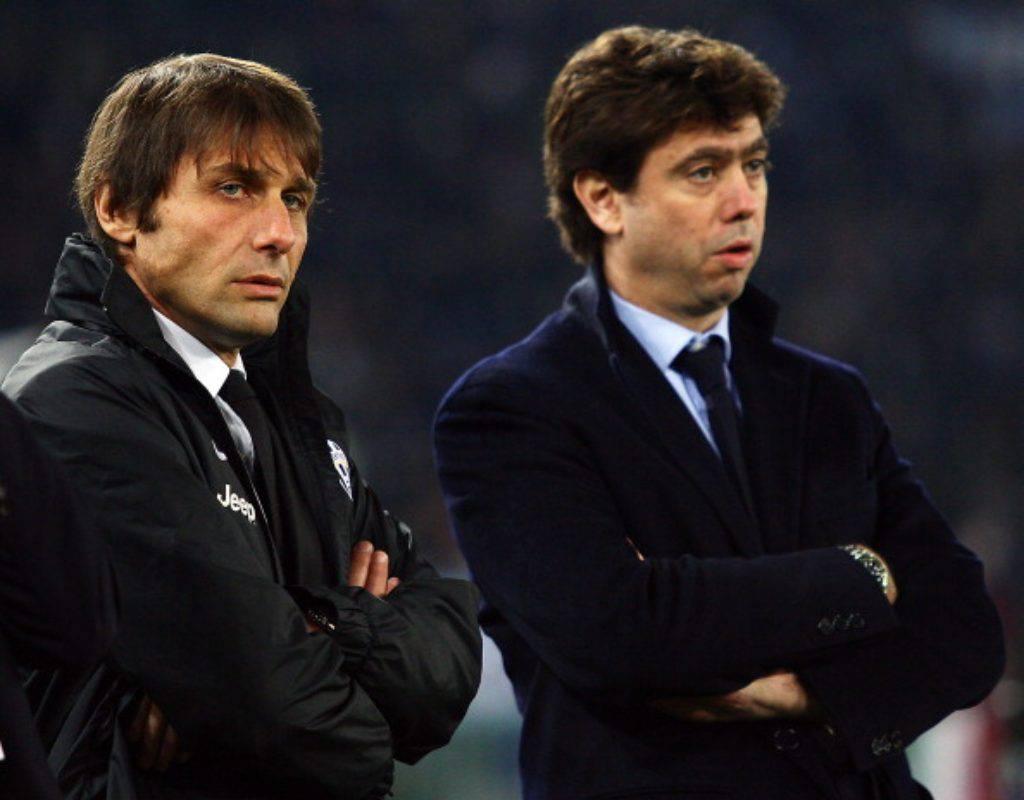 Juventus, Conte: via la stella dell'ex dallo stadio dicono ...