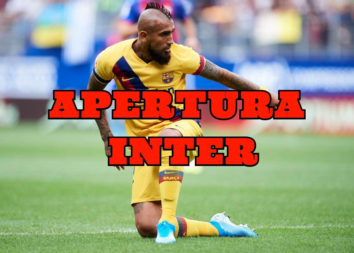 Arturo Vidal Inter