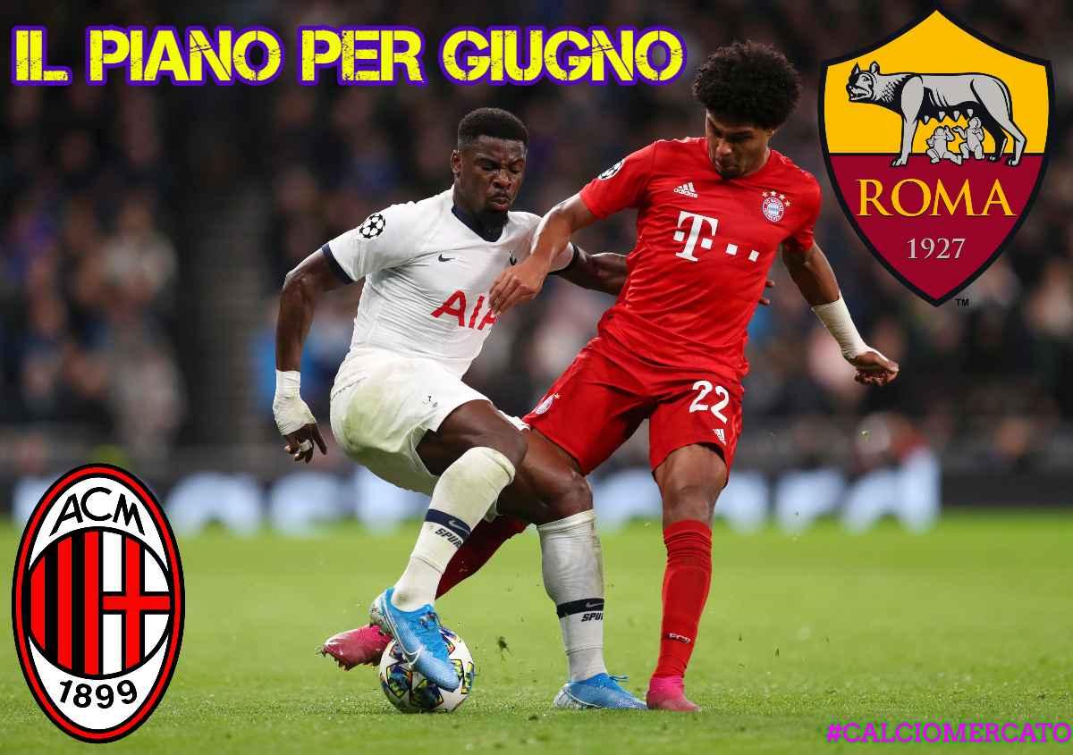 Calciomercato Roma Aurier
