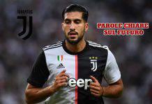 Juventus, Emre Can parla del futuro