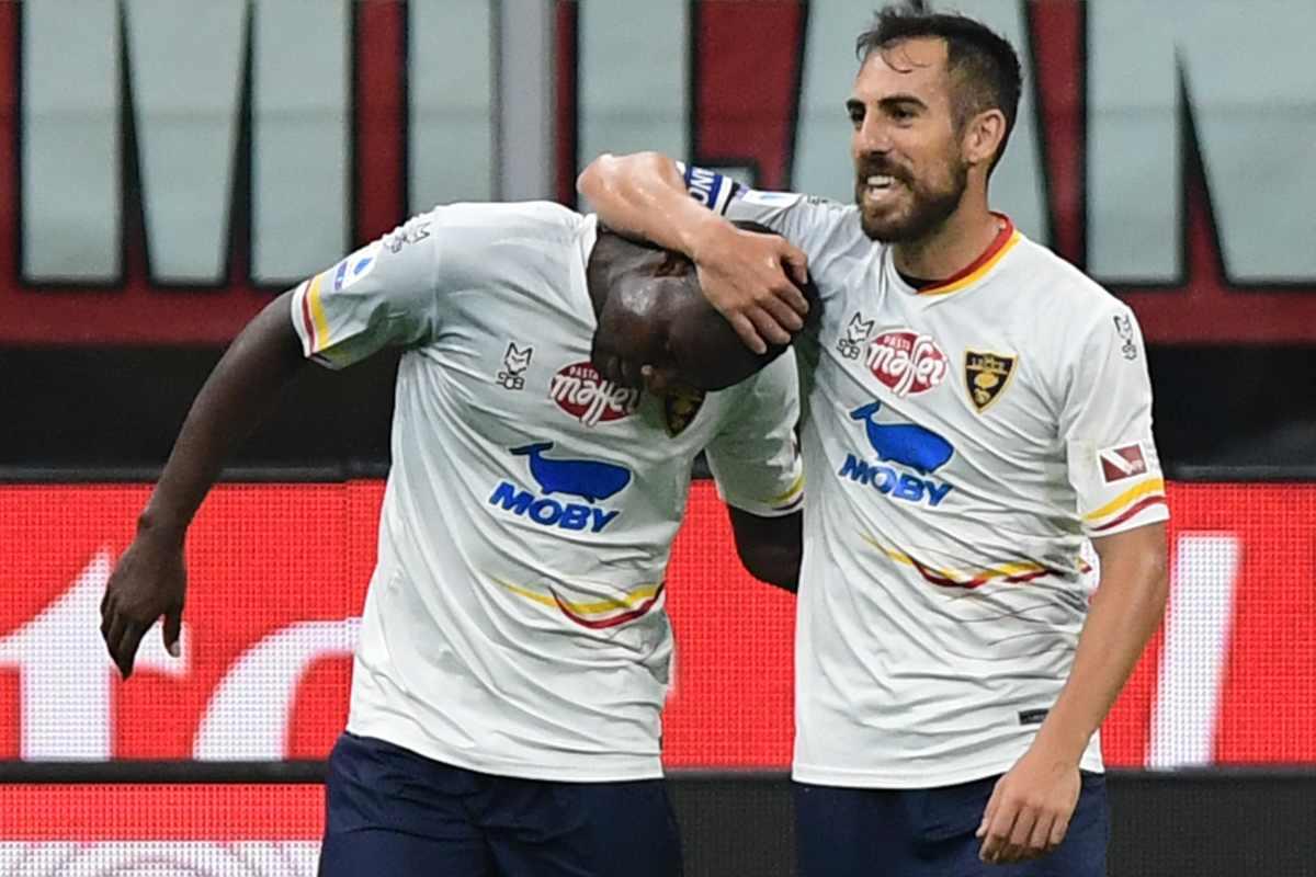 Highlights Sampdoria-Lecce