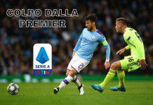 Serie A, colpo dalla Premier