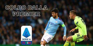 Calciomercato Lazio David Silva