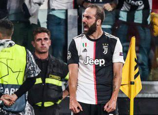 Gonzalo Higuain Juventus (Getty Images)
