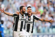 Gonzalo Higuain e Paulo Dybala Juventus (Getty Images)