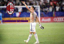 Milan, sogno Ibrahimovic