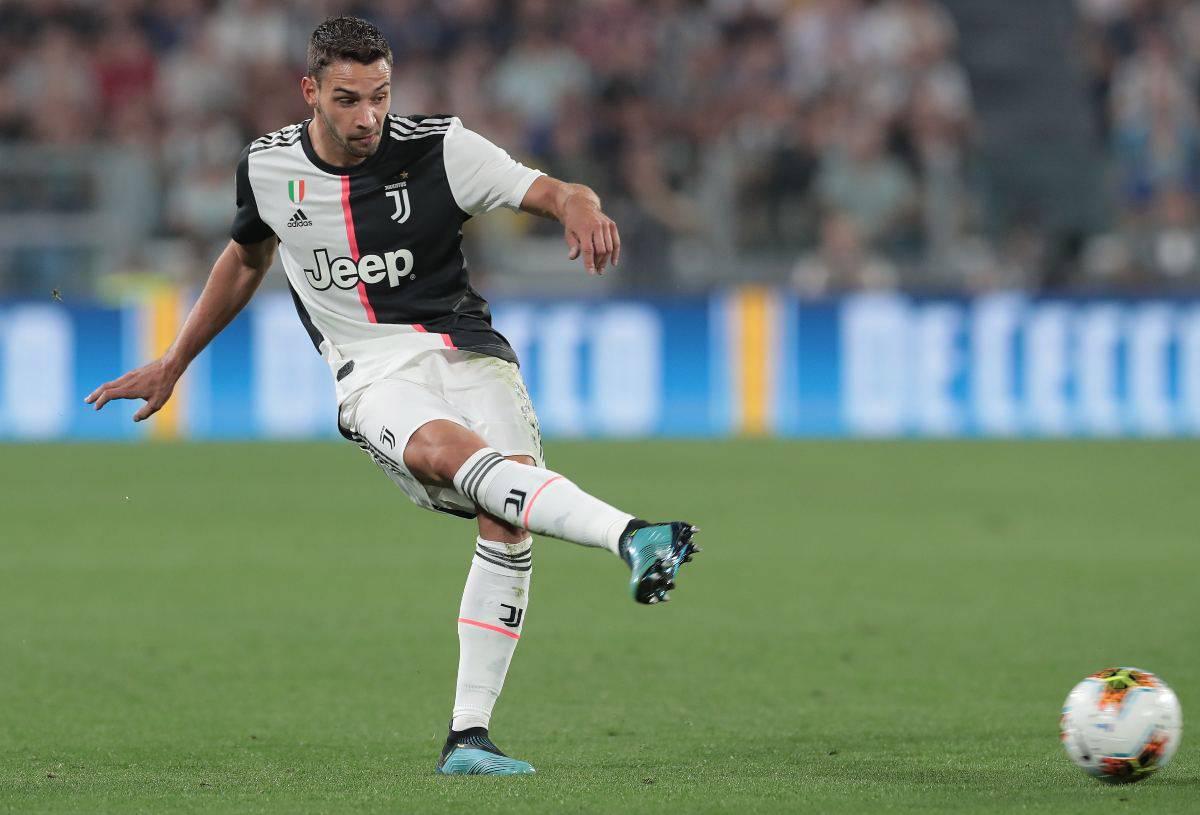 Mattia De Sciglio Juventus Bellerin