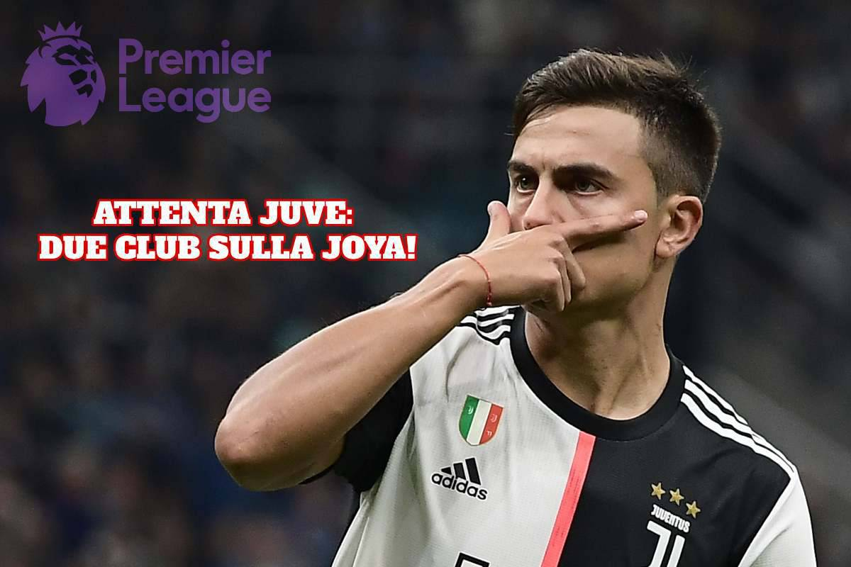 Juventus, Premier ancora su Dybala