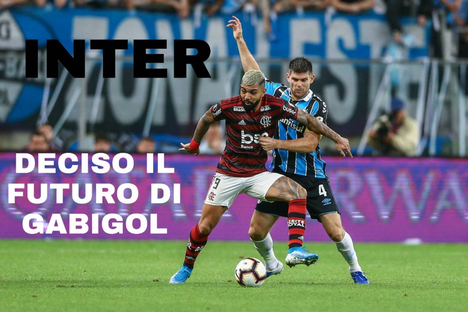 Futuro Gabigol Inter