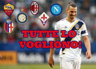 Zlatan Ibrahimovic Inter Milan Napoli