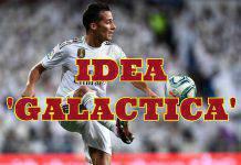 Roma Lucas Vazquez, idea 'galactica'