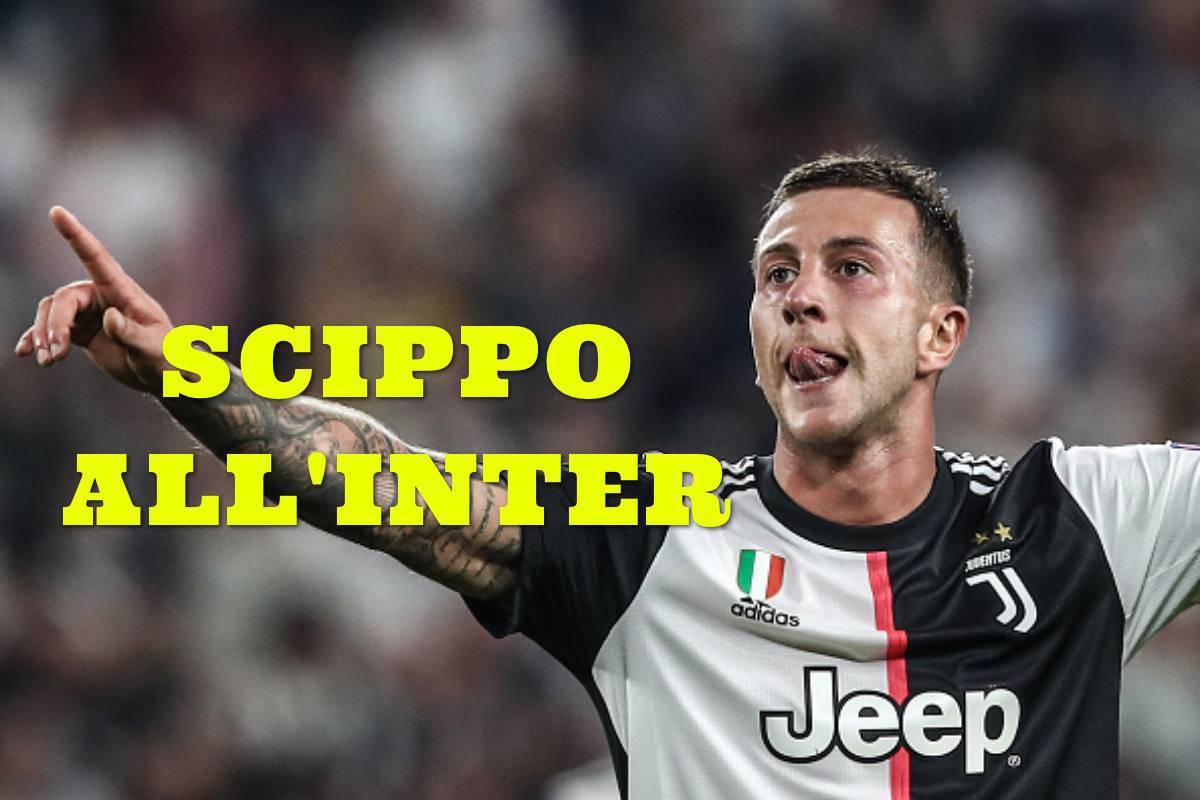 calciomercato Juventus Bernardeschi Barcellona Chiesa Inter