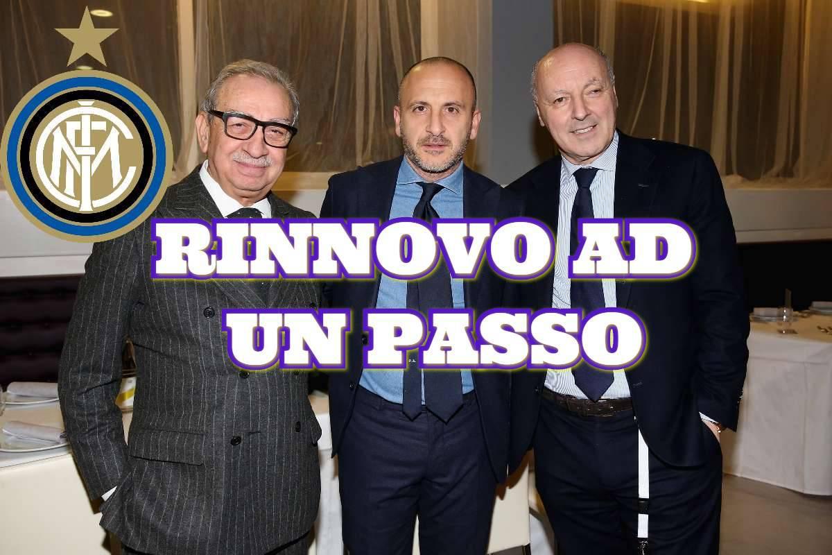 Calciomercato Inter Ausilio