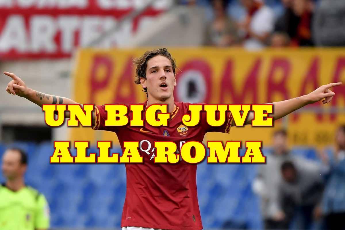 Calciomercato Juventus Zaniolo Bernardeschi Roma