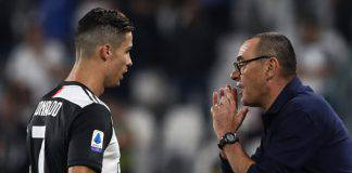 Cristiano Ronaldo Sarri Guardiola