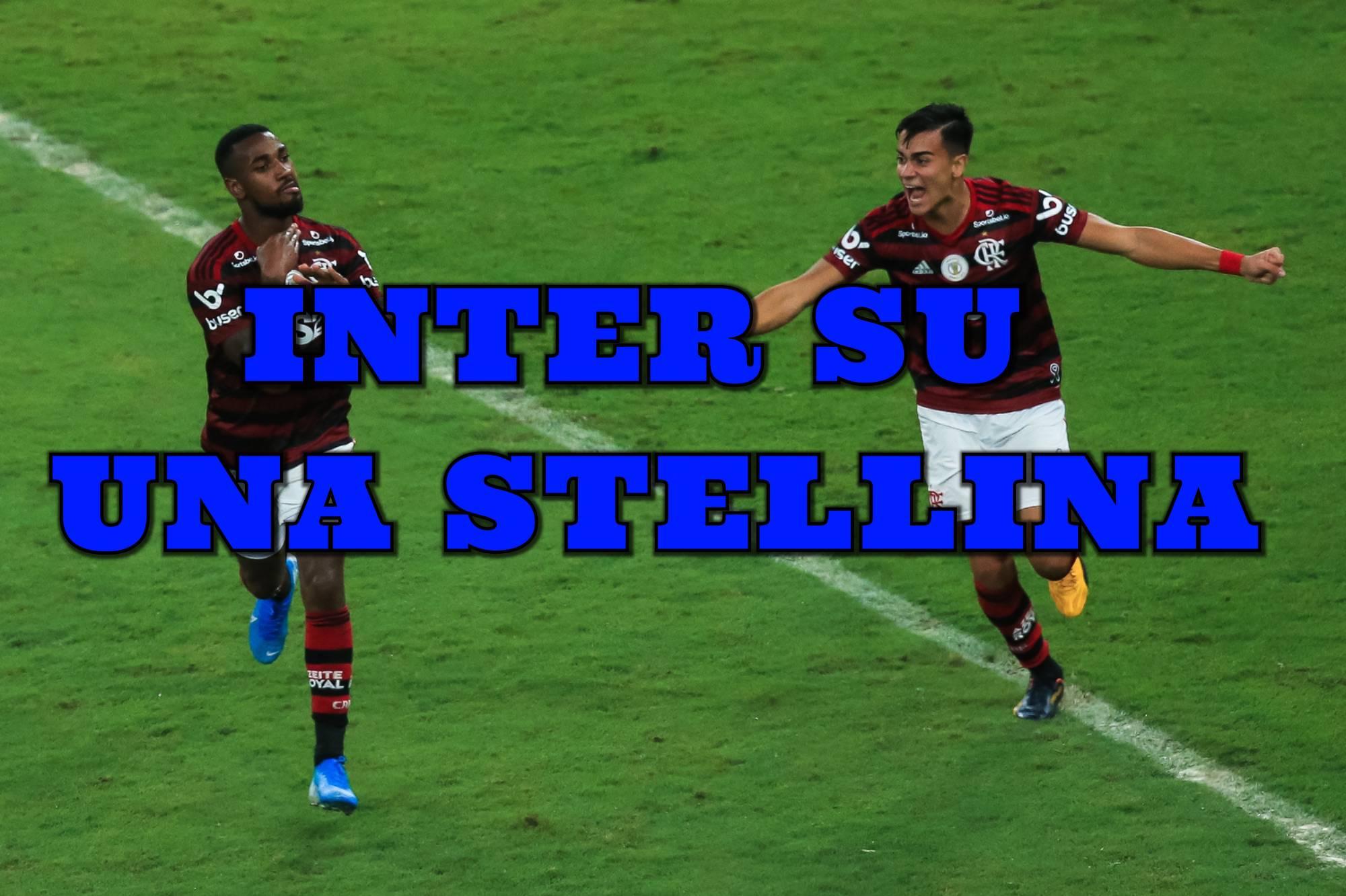 calciomercato Inter Gabigol Flamengo Reinier