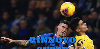 Calciomercato Inter rinnovo Bastoni