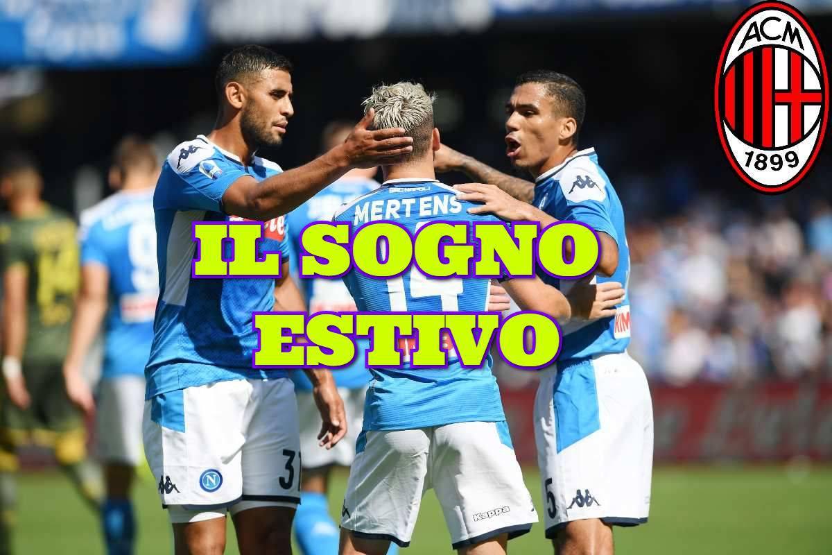 Calciomercato Milan Ghoulam