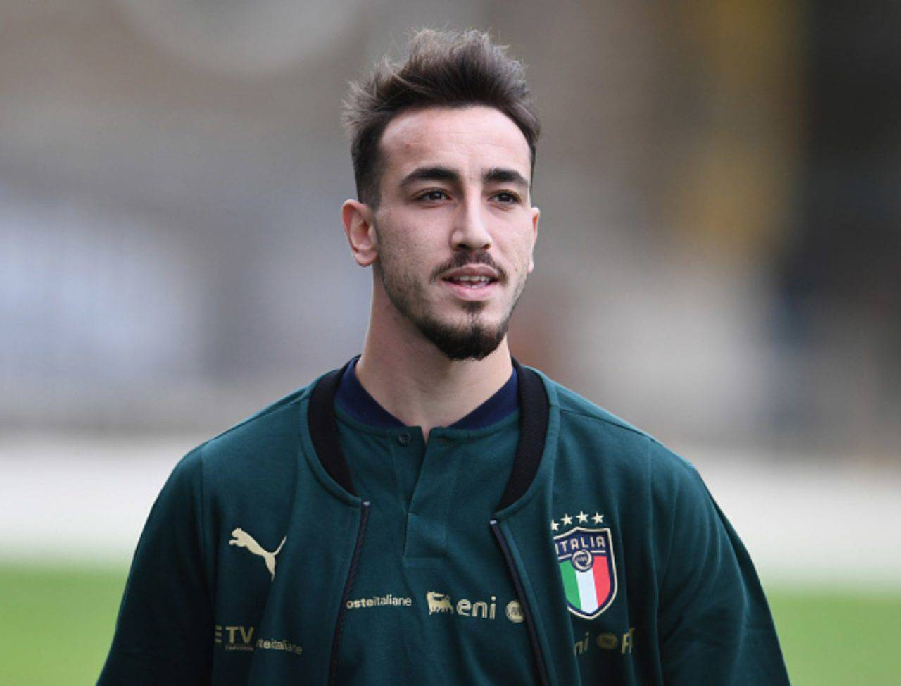 Gaetano Castrovilli Inter Milan