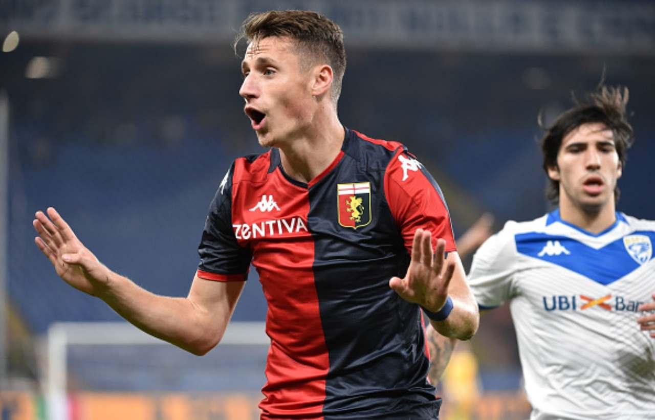 Highlights SPAL-Genoa: la sintesi video del match