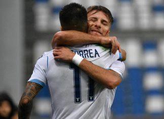 Lazio Correa Serie A