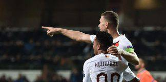 Highloights Verona-Roma: tabellino e streaming