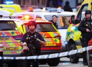 attentato sul London Bridge